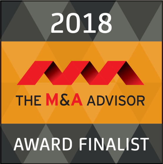 Watermill Group M&A Advisor 2018 Award Finalist Logo